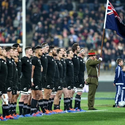 """HAMILTON THE DESTINATION FOR THE CLASSIC KIWI """"RUGBY"""